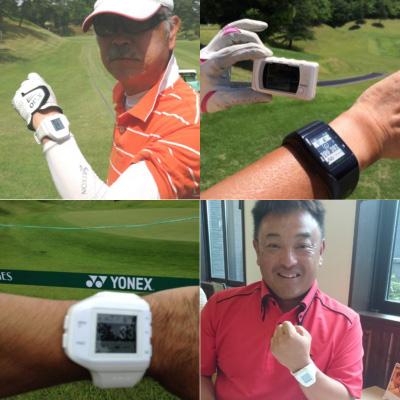 ザ・ゴルフウォッチのユーザースナップ写真を大募集!