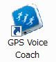 GPSボイスコーチソフトウェアアイコン