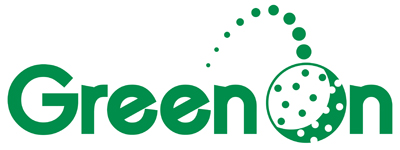従来のGreenOnロゴ
