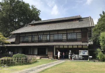 渋沢栄一の故郷を訪ねて